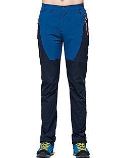 cheap Hiking Trousers & Shorts-Men's Hiking Pants Outdoor Quick Dry Windproof Wearable Breathable Pants / Trousers Camping / Hiking Fishing Cycling / Bike Backcountry