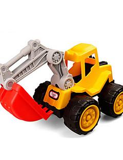 Rol Yapma Oyunu Kurulum Aletleri Oyuncak Arabalar Inşaat Aracı Ekskavatör Oyuncaklar Ördek Kazı Makineleri Oyuncaklar Simülasyon Unisex
