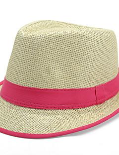 levne Módní doplňky-Unisex Roztomilý Party Dovolená Slamák Sluneční klobouk - Patchwork