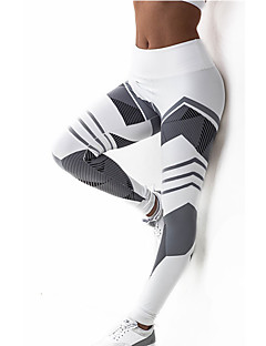 Dame Lapper Cross-spliced Tights Polyester
