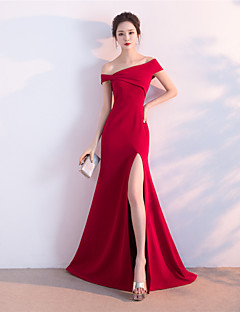 Draped Evening Gowns 2018