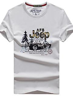 남성용 하이킹 T-셔츠 빠른 드라이 통기성 티셔츠 탑스 용 캠핑 & 하이킹 여름 L XL XXL XXXL XXXXL