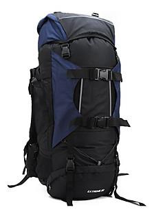 80 L Mochila para Excursão Acampar e Caminhar Viajar Prova-de-Água Vestível Resistente ao Choque Multifuncional