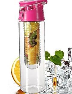 olcso Hétköznapi poharak-1db kerékpársport gyümölcs infúzió infuser víz citrom csésze gyümölcslé kerékpár egészségügyi környezetbarát felhajtható fedél
