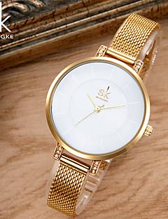 billige Armbåndsure-SK Dame Quartz Unik Creative Watch Armbåndsur Japansk Vandafvisende Chok Resistent Metal Legering Bånd Vedhæng Luksus Vintage Kreativ
