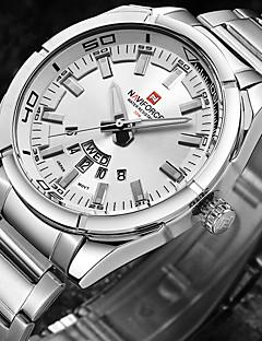 בגדי ריקוד גברים גבר שעוני שמלה שעוני אופנה שעון יד שעון צמיד שעונים יום יומיים שעוני ספורט שעונים צבאיים Japanese קווארץ עמיד במים צג