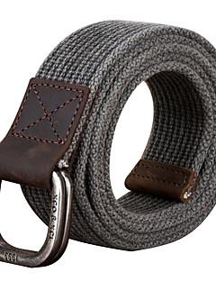 Unisex Fritid Midjebelte,Strikking Solid tekstil