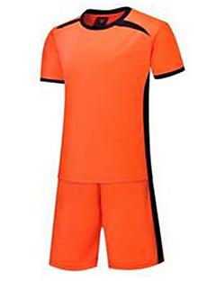 Enfant Football Survêtement Respirable Printemps Eté Hiver Automne Classique Polyester Football