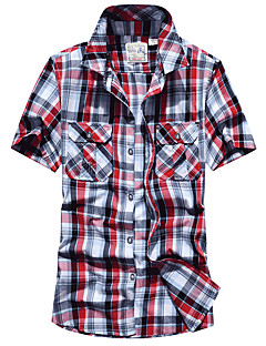 cheap Hiking Shirts-Men's Hiking Shirt Outdoor Breathable Shirt / Top Camping / Hiking