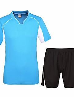 tanie Koszulki piłkarskie i szorty-Męskie Piłka nożna Topy Doły Wiosna Lato Klasyczny Piłka nożna