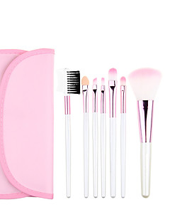cheap -7pcs Makeup Brushes Professional Makeup Brush Set / Blush Brush / Eyeshadow Brush Synthetic Hair / Nonwoven Fabric Classic