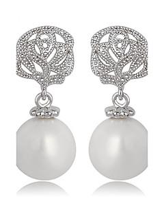 ieftine -Pentru femei Bijuterii Design Unic Euramerican Modă Perle Zirconiu Aliaj Altele Bijuterii Argintiu Nuntă Zi de Naștere Petrecere / Seară