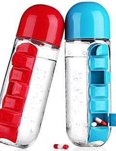 baratos Canecas e Copos-Plástico Copos Copos Inovadores Xícaras de Chá Garrafas de Água Canecas de Café Canecas de Viagem Tigelas e Bebedouros Bottle Shaker Copo