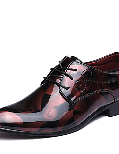 Erkek Ayakkabı Tüylü Bahar Yaz Sonbahar Kış Bullock ayakkabı Biçimsel Ayakkabı Moda Botlar Oxford Modeli Yürüyüş Malzeme Kombini Uyumluluk