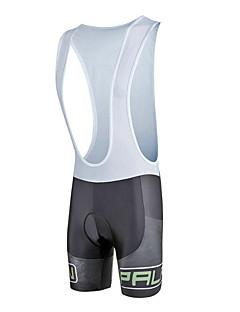 billige Sykkelklær-ILPALADINO Herre Shorts med seler til sykning Sykkel Sykkelshorts Med Seler / Bunner 3D Pute, Fort Tørring, Vindtett Mote Lycra Sykkelklær
