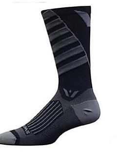 billige Sykkelklær-Sport Sokker / Athletic Socks Sykkel / Sykling Sokker Unisex Camping & Fjellvandring / Badminton / Basketball 1 par Vår / Sommer / Høst