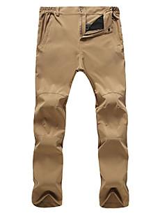 tanie Turystyczne spodnie i szorty-Męskie Damskie Turistické kalhoty Na wolnym powietrzu Quick Dry Oddychający Doły Camping & Turystyka