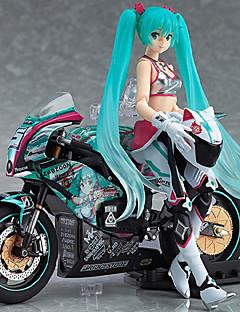 Anime Action Figurer Inspirert av Vokaloid Mikuo PVC 15 CM Modell Leker Dukke