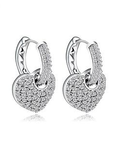 ieftine -Pentru femei Cercei Stud Bijuterii Design Unic Modă Euramerican Zirconiu Aliaj Bijuterii Bijuterii Pentru Nuntă Zi de Naștere Petrecere /
