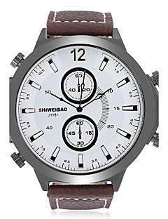 Pánské Dospělé Sportovní hodinky Módní hodinky Unikátní Creative hodinky Hodinky na běžné nošení Náramkové hodinky čínština Křemenný