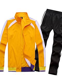 Pánské Fotbal Mikina Vrchní část oděvu Pohodlné Zima Podzim Jednoduchý Polyester Taktel Fotbal