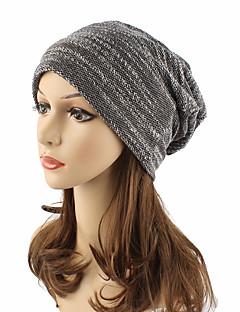 Χαμηλού Κόστους Fashionably Warm-Γυναικεία Μονόχρωμο Ενεργό / Κομψό στυλ street Βαμβάκι Με ραφές / Ριχτό / Καπελίνα / Χαριτωμένο / Φθινόπωρο / Χειμώνας