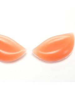 1Pair Silicone Bra Gel Pads Inserts Breast Enhancer Padded To Bra Push Up Breast Bikini Padding Removeable Bra Pads For Women