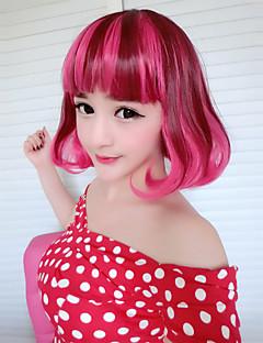 Cosplay-Peruukit Söpö Lolita Vaaleanpunainen Lolita Lolita Peruukit 45 CM Cosplay-Peruukit Peruukki Käyttötarkoitus
