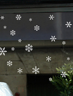 Art Deco Pencere Çıkartması,PVC/winyl Malzeme pencere Dekorasyonu