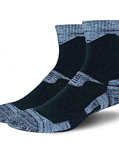 billige Sykkelklær-Sport Sokker / Athletic Socks Sykkel / Sykling Sokker Herre Yoga & Danse Sko / Vandring / Klatring Hold Varm / Camping & Fjellvandring /