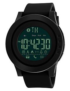 billige Høj kvalitet-SKMEI Herre Digital Digital Watch Armbåndsur Militærur Sportsur Japansk Alarm Kalender Kronograf Vandafvisende Fjernbetjening LED