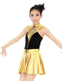 MiDee Children Adults Dance Dancewear Children Adults' Jazz Dance Outfits