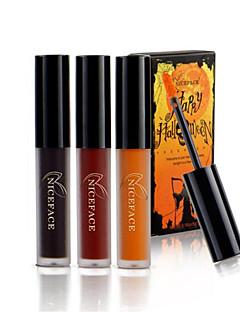 billiga Läppar-Sminkredskap Läppglans Läppstift Fuktig Vattentät Smink Kosmetisk Dagligen Skötselprodukter