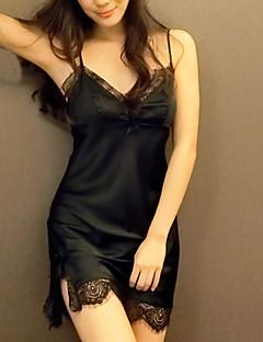 Ultra szexi Hálóruha Női-Tömör Sexy