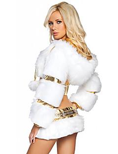 billige Voksenkostymer-Prinsesse Dronning Cosplay Cosplay Kostumer Maskerade Kvinnelig Voksne Jul Karneval Festival / høytid Halloween-kostymer Andre Vintage