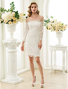 Knee Length Wedding Dresses Search LightInTheBox - Mid Length Wedding Dresses