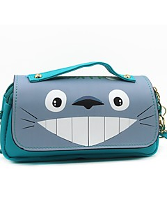 Bag Inspired by My Neighbor Totoro Lust Anime Cosplay Accessories PU Leather/Polyurethane Leather Nylon PU Leather