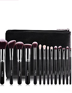cheap -1set Makeup Brushes Professional Makeup Brush Set Others / Fiber Multi-function / Easy to Carry / Easy Carrying Aluminium / Wood