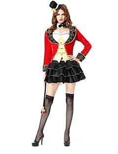 Prinsesse Superstjerne Cosplay Kostumer Halloween Festival/høytid Halloween-kostymer Mote Vintage