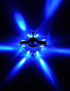 billiga Cykling-hjul lampor / Bike Spoke Light Cykellyktor LED Cykelsport Bärbar, Professionell, Flera lägen Batteri / Cellbatterier Batteri Vit / Röd / Blå Vardagsanvändning / Cykling - WEST BIKING® / ABS / IPX-5