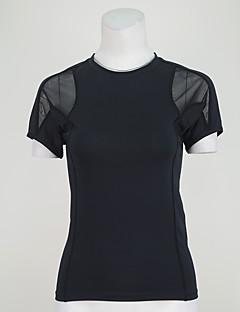 billige Løbetøj-Løbe-T-shirt Sport T-Shirt / Toppe Yoga, Træning & Fitness, Løb Elastisk