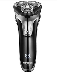 FLyco FS377 Professional Body Washable Electric Shaver for Men