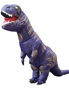 זול תחפושות מבוגרים-דינוזאור מבוגרים חג המולד האלווין (ליל כל הקדושים) קרנבל פסטיבל / חג תחפושות ליל כל הקדושים לא זמין חיה
