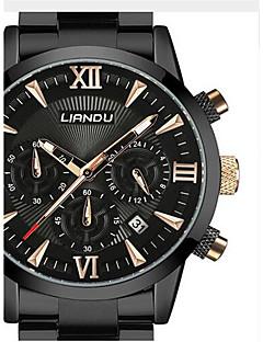Herrn Militäruhr Kleideruhr Modeuhr Armbanduhr Einzigartige kreative Uhr Armbanduhren für den Alltag Chinesisch Quartz Kalender