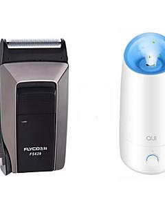 flyco fs629 elektrisk barbermaskin razor luftfukter 220v ladning indikator