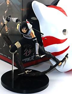 Anime Action Figurer Inspirert av Naruto Itachi Uchiha 22 CM Modell Leker Dukke