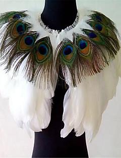 フリーサイズ 秋 冬 特殊毛皮タイプ カラーブロック 長方形