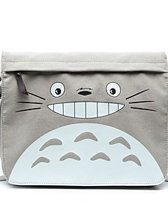 Veske Inspirert av Min nabo Totoro Ao Anime Cosplay-tilbehør Lerret