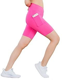 billige Løbetøj-Dame Løbeshorts Fitness, Løb & Yoga Shorts Yoga / Afslappet / Løb Blå / Lys pink / Grå M / L / XL