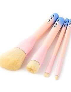 preiswerte -4PCS Professional Makeup Bürsten Bürsten-Satz- / Rouge Pinsel / Lidschatten Pinsel Künstliches Haar vollständige Bedeckung / Synthetik